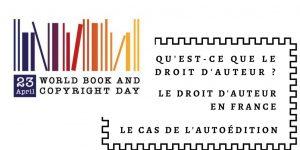 23 avril - Journée mondiale du droit d'auteur