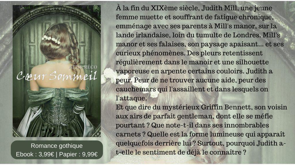 Cœur sommeil - bibliographie - roman