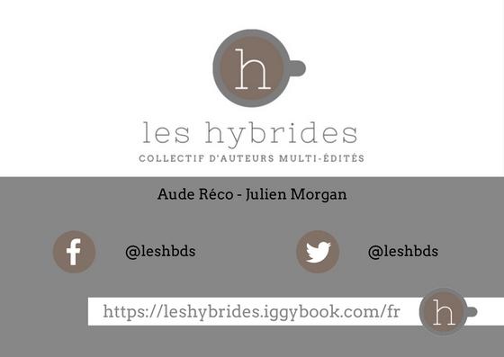 Les Hybrides - cartes de visite