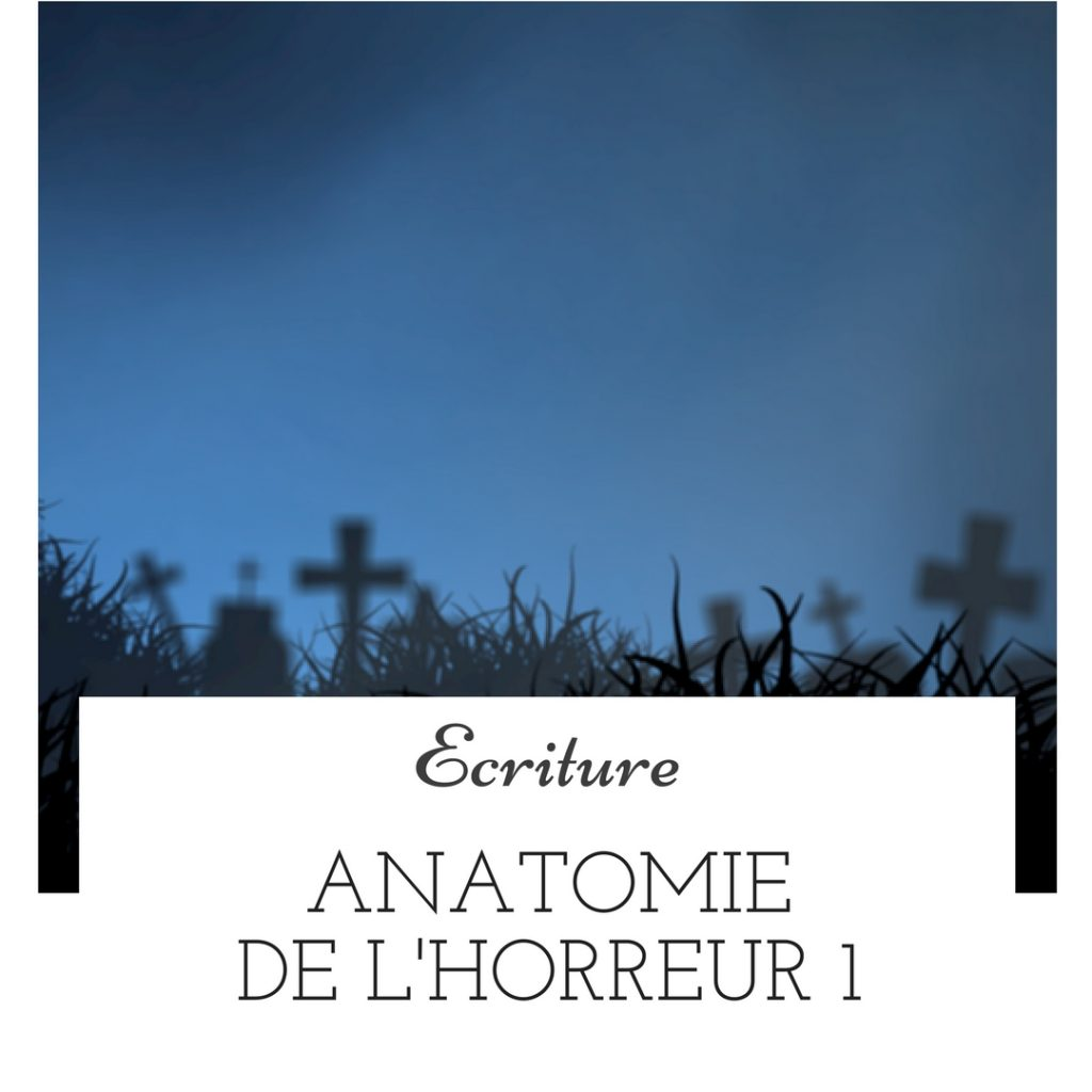 Anatomie de l'horreur T1 par Stephen King
