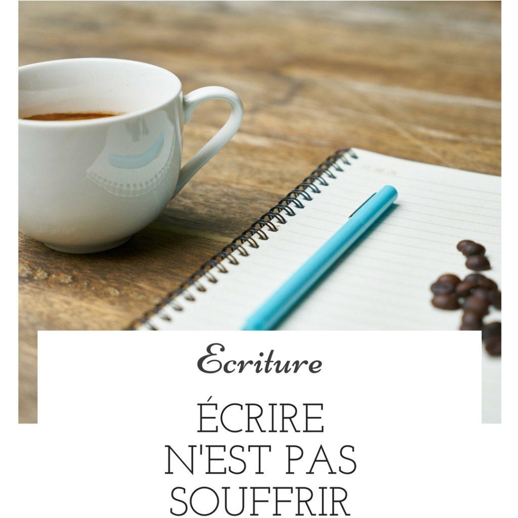 Écrire n'est pas souffrir : le bien-être dans l'écriture