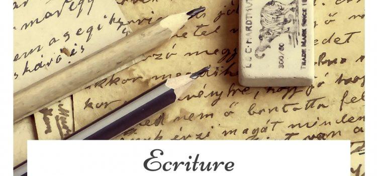 Écriture et premier jet : les défauts de fabrication