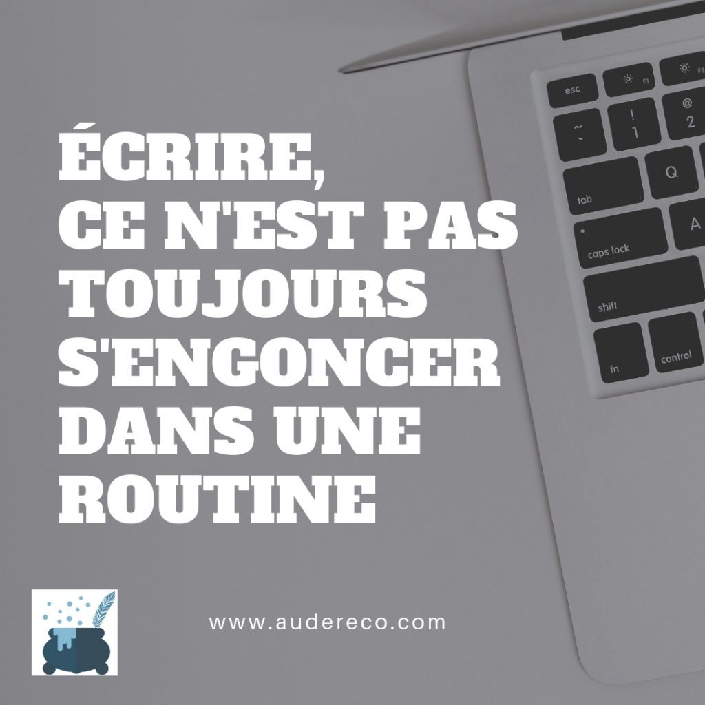 Écriture et motivation