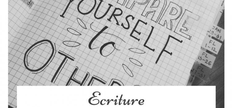 Écriture et procrastination