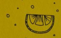 Livre + ebook + marque-page motif citrons (14,99e port inclus)