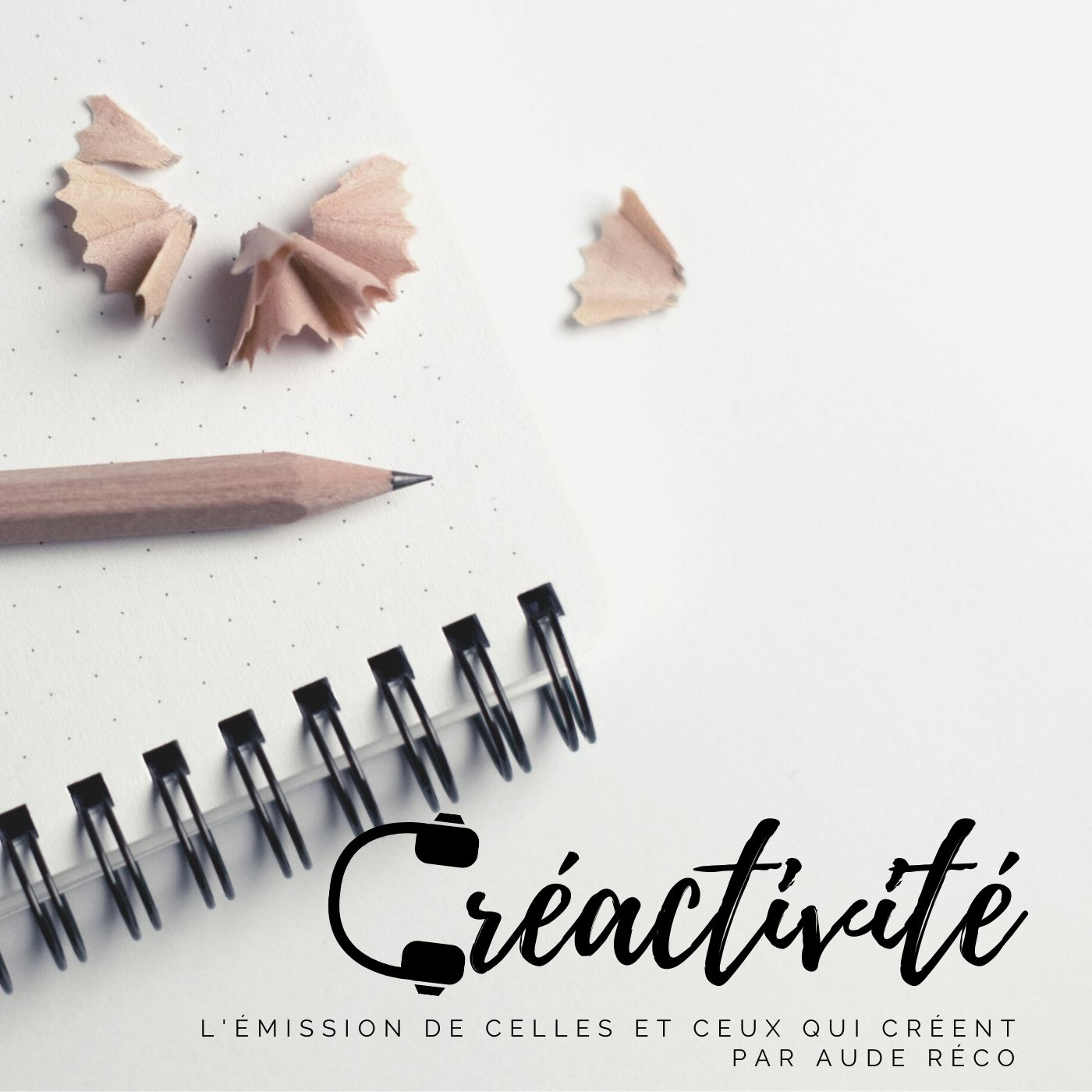 Créactivité : le podcast de celles et ceux qui créent | Aude Réco