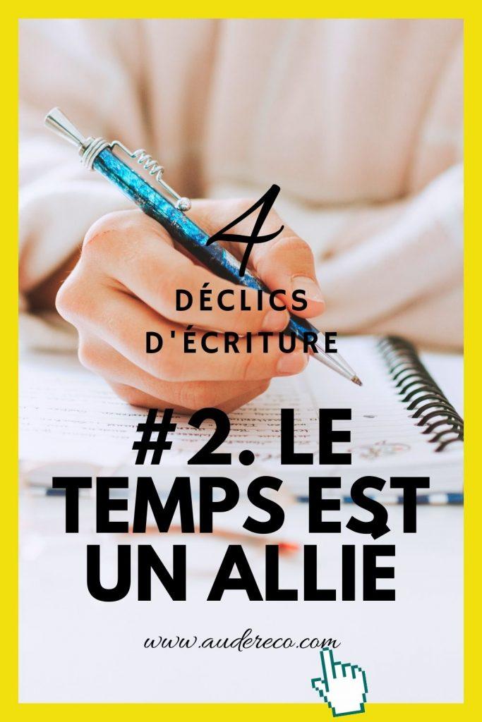 4 déclics d'écriture (2/4)